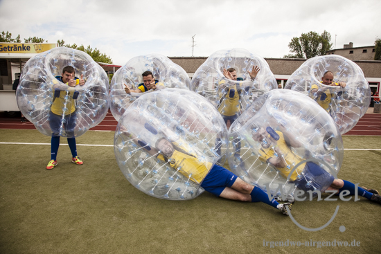 Bubble Football Open Air  -  Magdeburg