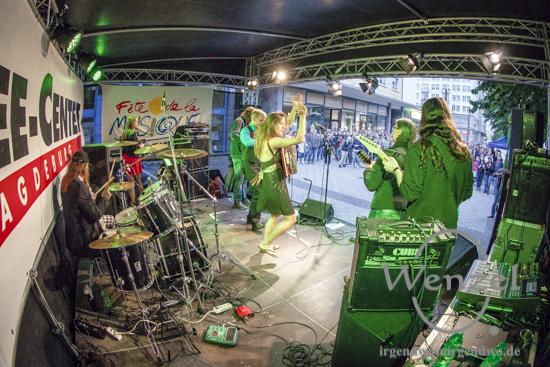 Celtic Chaos  -  Fête de la musique Magdeburg