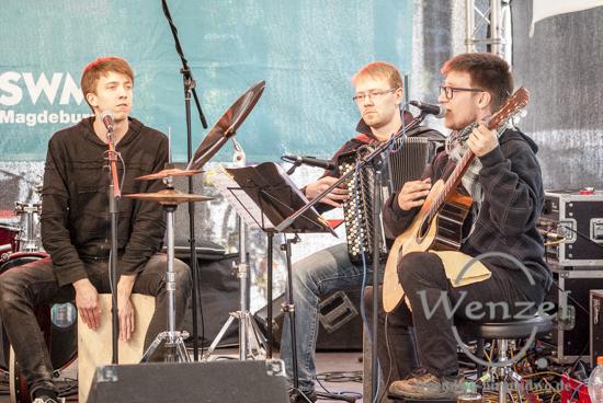 Die Mondenkinder -  Fête de la musique Magdeburg