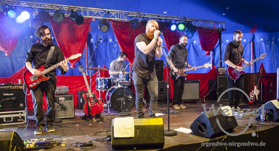 Berlin Syndrome - Rocken am Brocken 2015