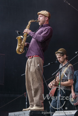 Budzillus - Rocken am Brocken 2015