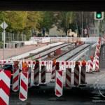 Straßenbahntrasse Wiener Straße