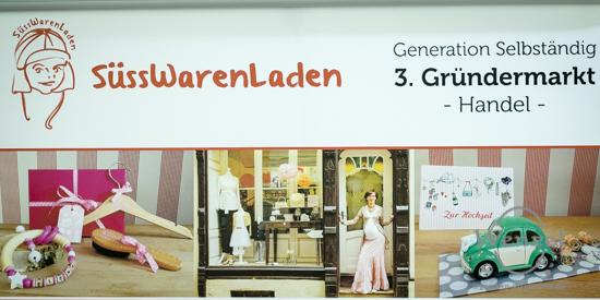 SüssWarenLaden -  Gründermarkt Magdeburg 2015