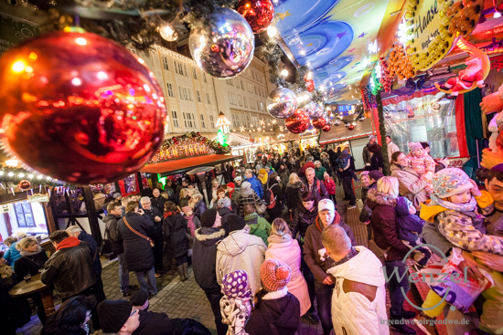 Magdeburger Weihnachtsmarkt 2015