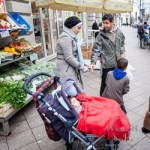 Flüchtlinge in Magdeburg