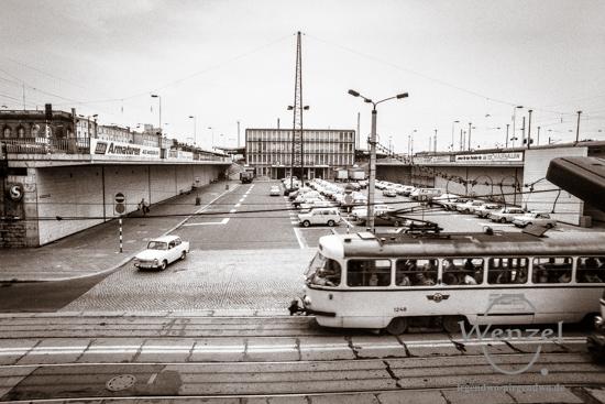Platz der Volkssolidarität Magdeburg