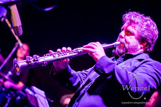 Lieder zwischen den Jahren - Konzert der Martin Rühmann Band