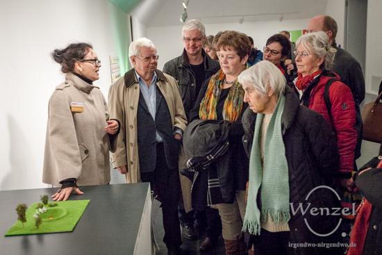 Auf Tuchfühlung mit Kunst –  Lange Nacht im Kunstmuseum Magdeburg