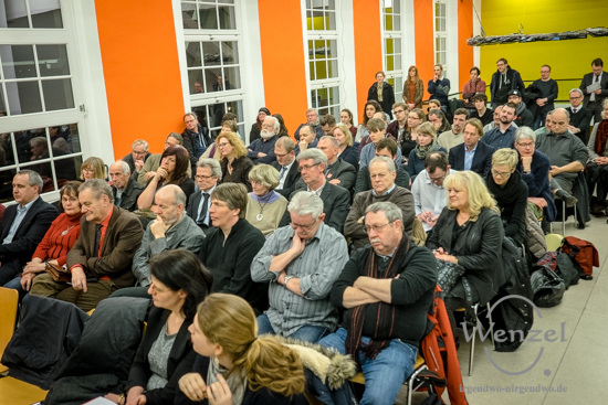 Magdeburg auf dem Weg zur Kulturhauptstadt – Wie schaffen wir das? – Podiumsdiskussion im  Kunstmuseum