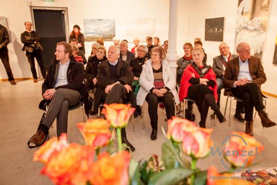 Zwei Künstler – ein Paar –  Gabriele und Andreas Herbst //  Ausstellung Galerie Süd