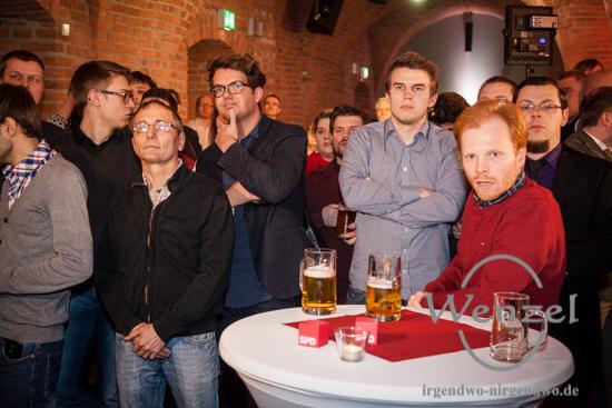 Landtagswahl Sachsen-Anhalt - Wahlparty der SPD