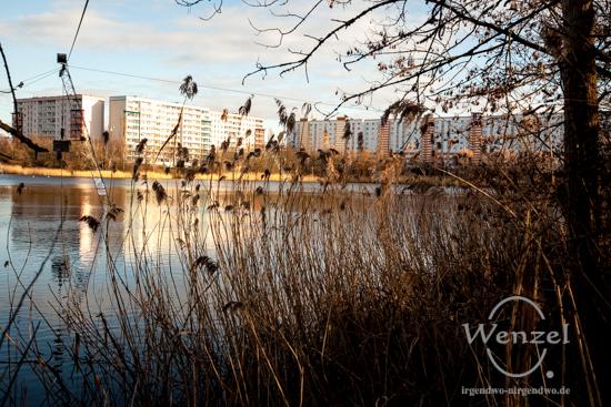 Magdeburger Spaziergänge -  Nord &  Neustädter See