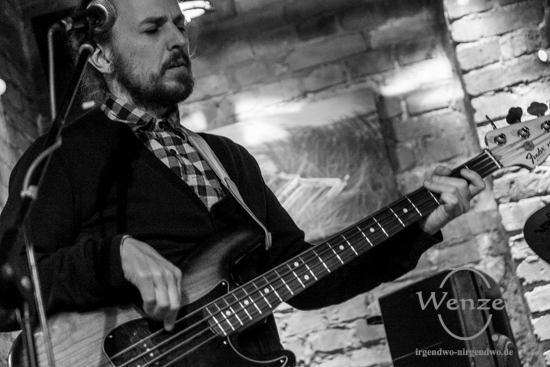 Steve Waitt - Konzert im Bluenote Magdeburg