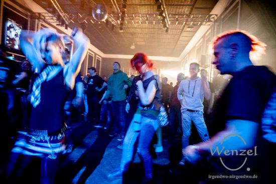 Die Skeptiker - Konzert Factory Magdeburg