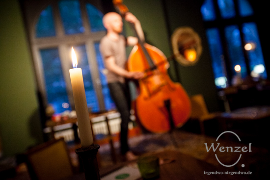 Adam Pultz Melbye –  Jazzploration im Café Central
