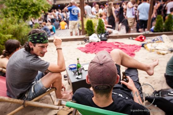 Eröffnungsbumms 2016 - Datsche Magdeburg Buckau