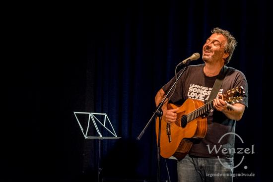 Götz Widmann - Konzert Moritzhof