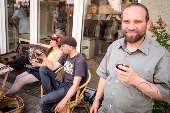 HEINZ, der Kunstmarkt Nr.3 –  Engpass Buckau