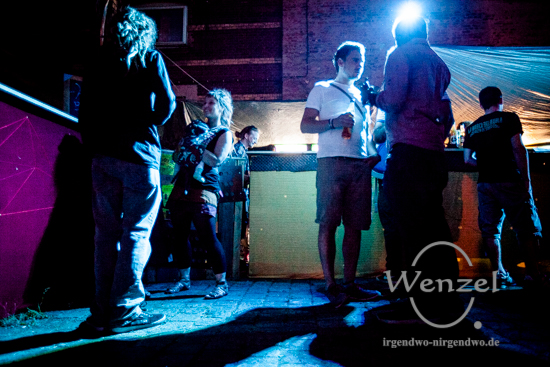 Soundsystem-Bash - Reggae Open Air – Werk4 Buckau