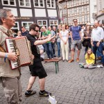 Straßenmusikfestival Buskers Braunschweig feiert Premiere