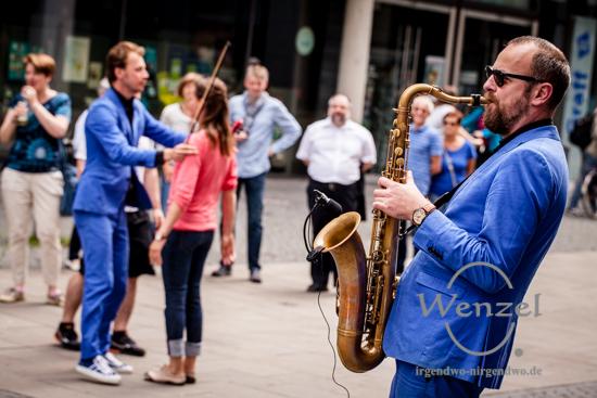 The Busquitos - buskers – Straßenmusikfestival Braunschweig