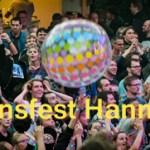 Fährmannsfest Hannover – Partystimmung mit Liedfett – Antilopen Gang nimmt Bad in der Menge