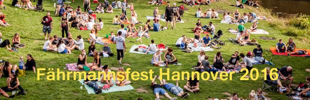 Fährmannsfest - Hannover 2016