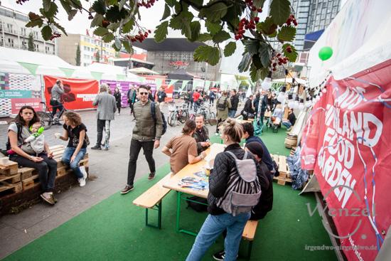 Reeperbahn Festival 2016, Impressionen Freitag –  Foto Wenzel-Oschington.de