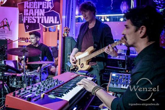 Reeperbahn Festival 2016 - June Coco - Sommersalon –  Foto Wenzel-Oschington.de