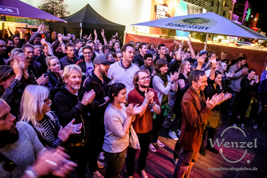 Reeperbahn Festival 2016 - Shred Kelly - Spielbude –  Foto Wenzel-Oschington.de