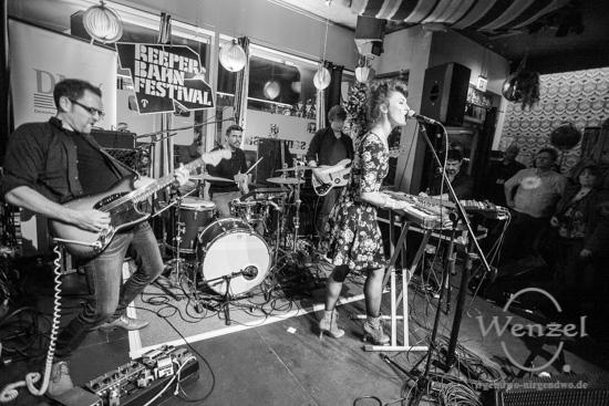 June Coco, Reeperbahn Festival, 2016 –  Foto Wenzel-Oschington.de