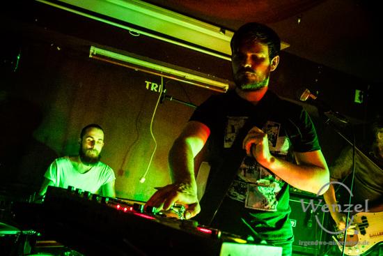 Groove Experience, Lions City Pub, Magdeburg, TALES OF NEBULA –  Foto Wenzel-Oschington.de