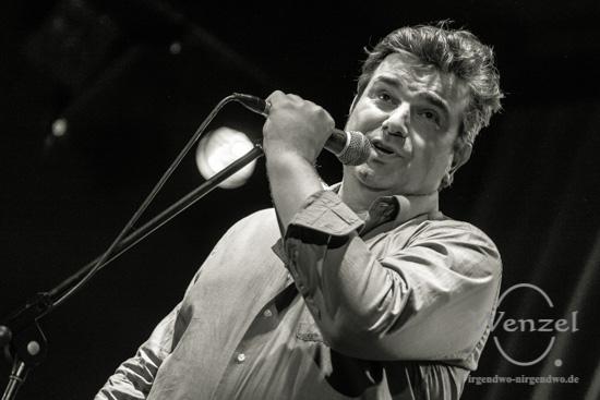 Bernd Begemann, Moritzhof, Magdeburg, Konzert, Hamburger Schule –  Foto Wenzel-Oschington.de