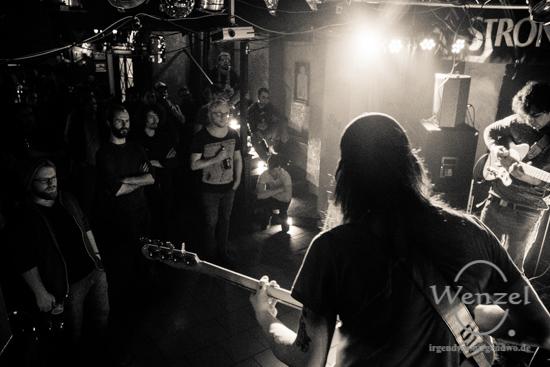 Lion, City, Pub, Magdeburg, Kautzrecordz, Konzert, Goshawk –  Foto Wenzel-Oschington.de