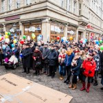 9. Meile der Demokratie – Magdeburg 2017