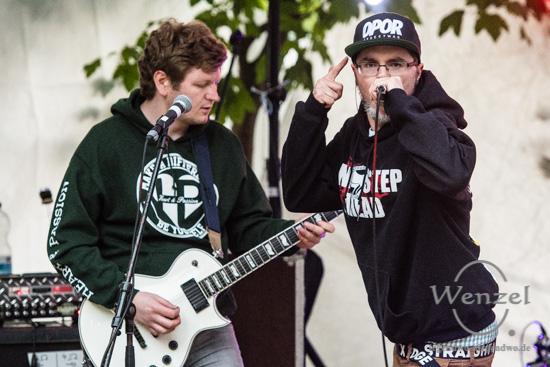 Rage & Love Festival  –  Insel der Jugend – Magdeburg –  Foto Wenzel-Oschington.de