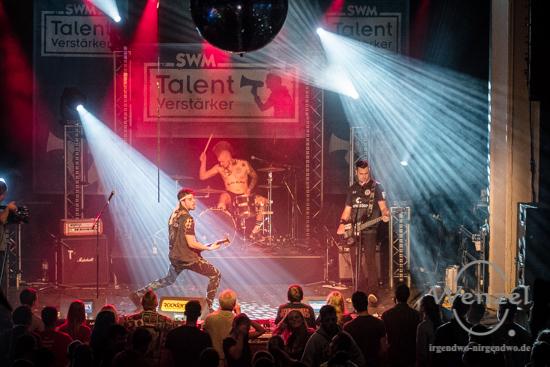 SWM, Talentverstärker, MusiCids, Magdeburg, Nachwuchskünstler, Factory, Rockland, Ottostadt, Magdeburg 2025, Kulturhauptstadt, Heartdisco Music, The Aceholes –  Foto Wenzel-Oschington.de