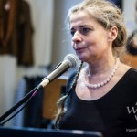 Constanze Krüger & Frank Mc Coffin – musikalische Lesung bei Querstyle