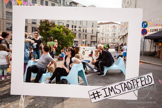 Urst urbanes Straßenfest - Magdeburg Stadtfeld –  Foto Wenzel-Oschington.de