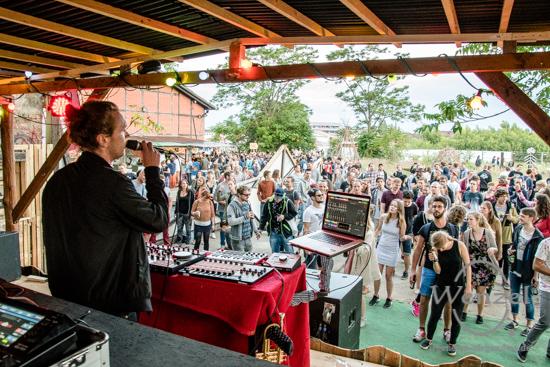 Vakuum Festival – Magdeburg Buckau –  Foto Wenzel-Oschington.de