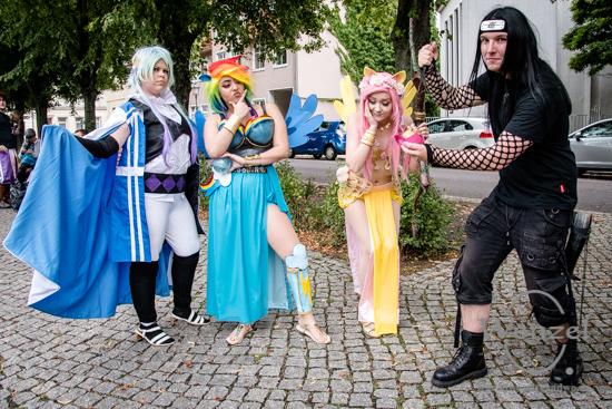 Kulturhauptstadt Magdeburg, Magdeburg 2025, Ottostadt, European Capital of Culture, Moritzhof, Contaku, japanische Popkultur, Manga, Anime –  Foto Wenzel-Oschington.de