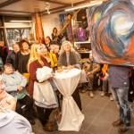 Hardo Schröder und Anke Brämer – Kunst-Auktion für guten Zweck