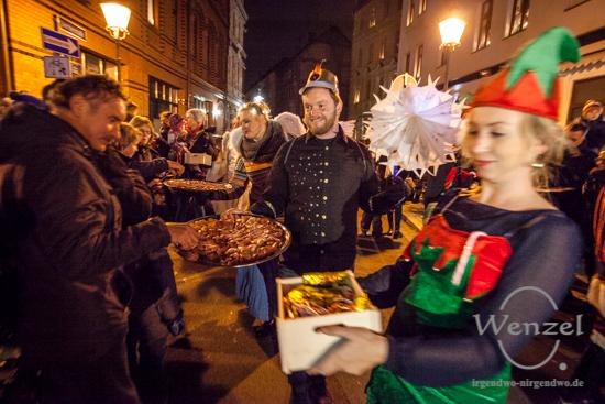 Weihnachtsspe(c)ktakel 2017 – Magdeburg Buckau –  Foto Wenzel-Oschington.de
