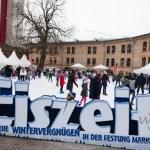 Eiszeit – Eislaufen und Eisstockschießen in der Festung Mark Magdeburg