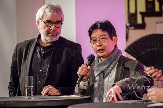 Neujahrsempfang 2018 - Forum Gestaltung –  Foto Wenzel-Oschington.de