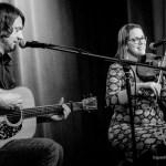 Sabrina Palm & Steve Crawford – mit Fiddel & Gitarre – Volksbad Buckau