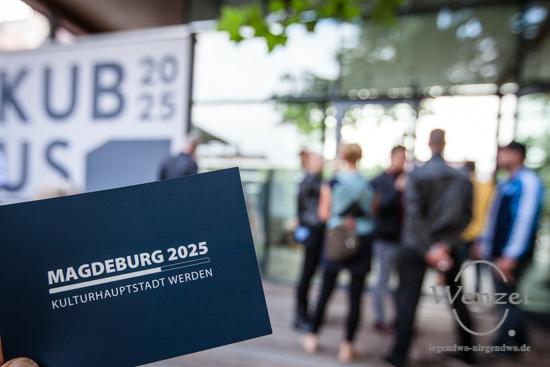 Meet & Grill – Kulturgespräch im KUBUS –  Foto Wenzel-Oschington.de