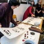Chinesischer Künstler Zhang Xiande zu Gast in Buckau