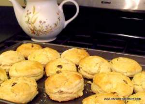 Irish Tea Scones