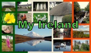 My Ireland - Photo Collage